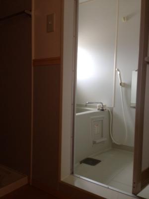 セジュールリッツ浴室