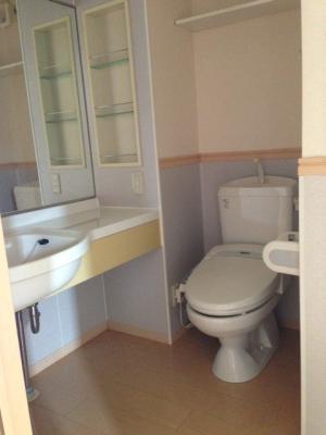 セジュールリッツトイレ
