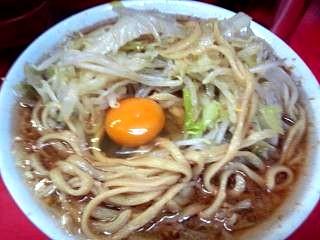 20140628ラーメン二郎三田本店(その7)