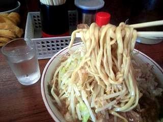 20140630ラーメン二郎品川店(その3)