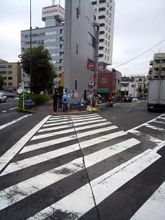 20140705ラーメン二郎三田本店(その1)