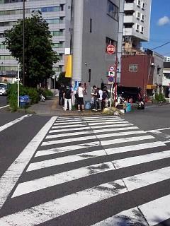 20140712ラーメン二郎三田本店(その1)
