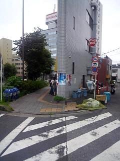 20140719ラーメン二郎三田本店(その1)