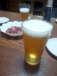 20140719昼ビール