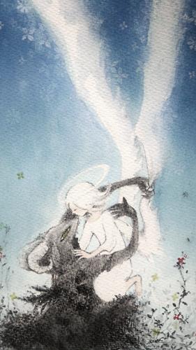 「天使・悪魔」展