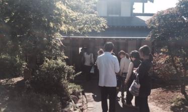 9周年祭 栗赤飯行列