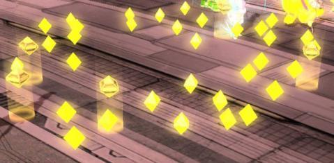 もう・・・こんな一面黄色は最後にしたいんだ・・・