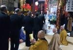 菩提寺のお通夜