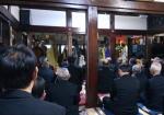 菩提寺のお葬式