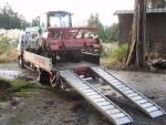 トラクター運搬