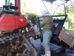 トラクター・ダンプの修理