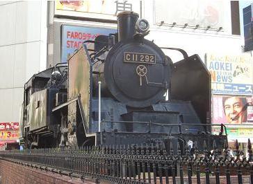 機関車とーます