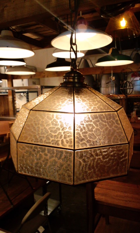 Large ガラスランプシェード