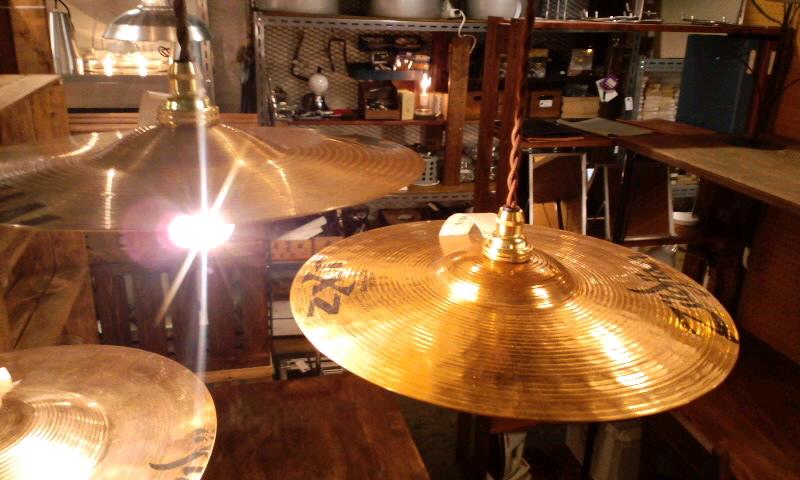 cymbalsランプシェード