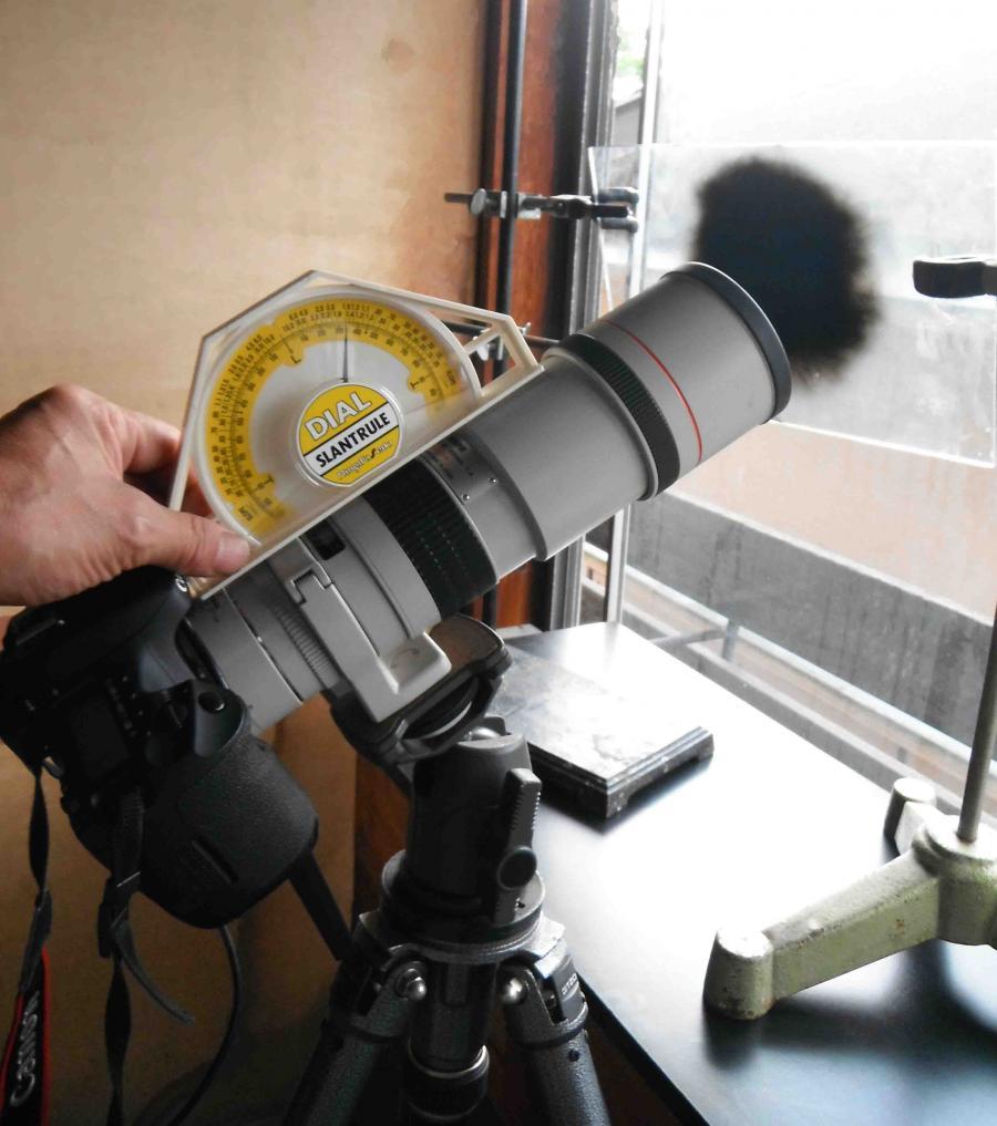 撮影準備(1)