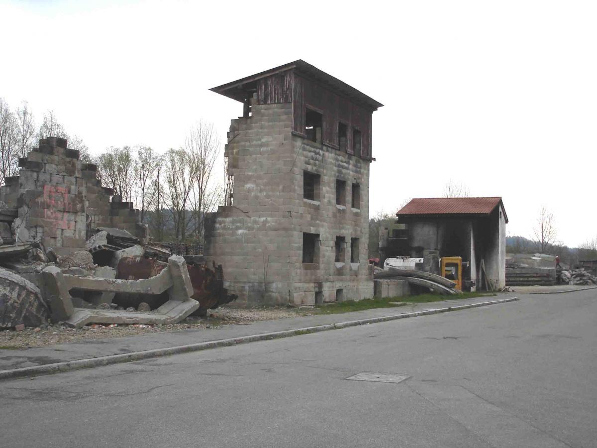 スイス・ベルン郊外の訓練施設(6)