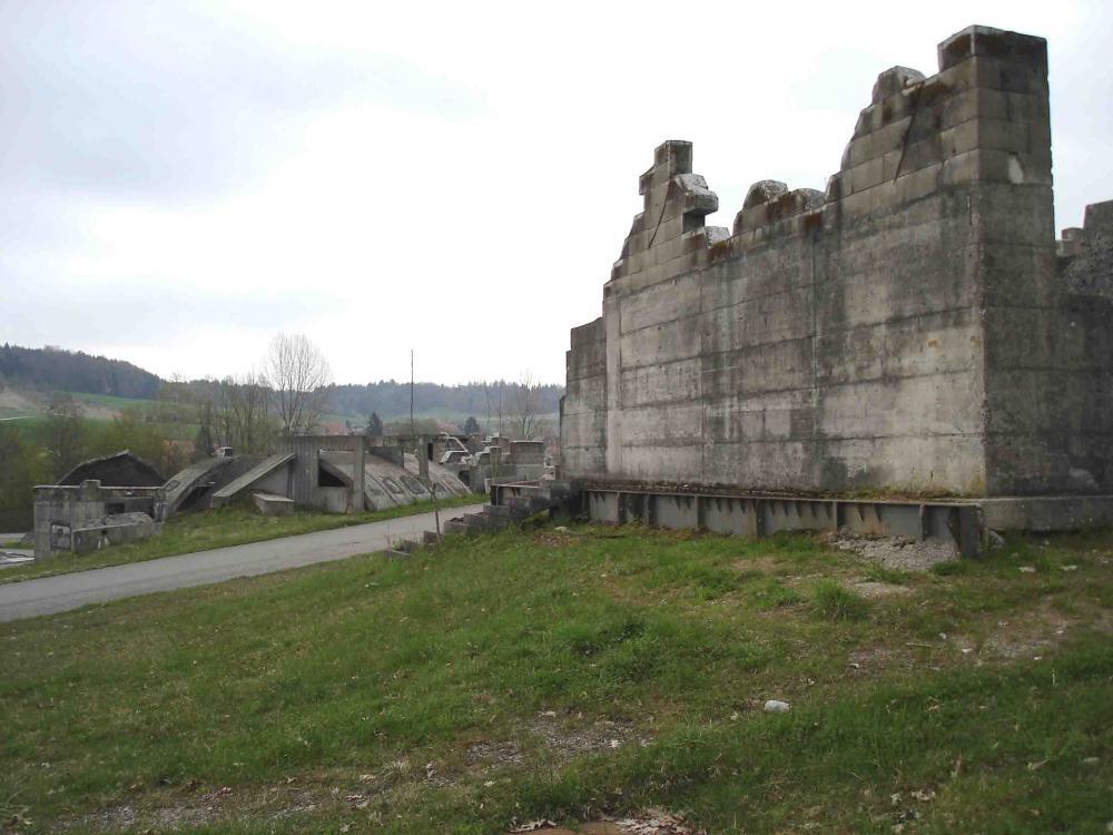 スイス・ベルン郊外の訓練施設(9)