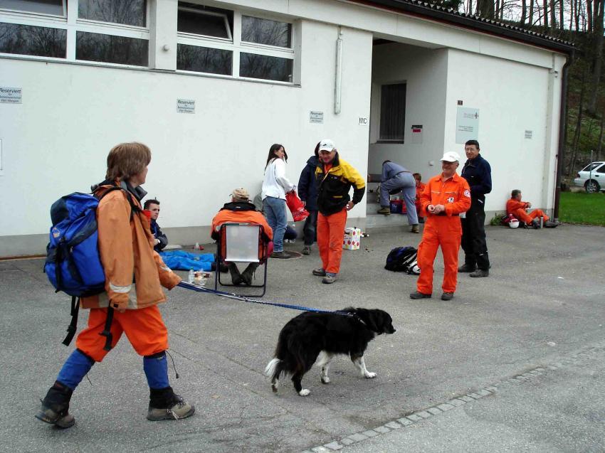 スイス・ベルン郊外の訓練施設(17)