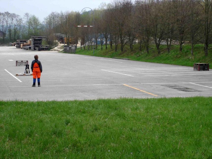 スイス・ベルン郊外の訓練施設(20)