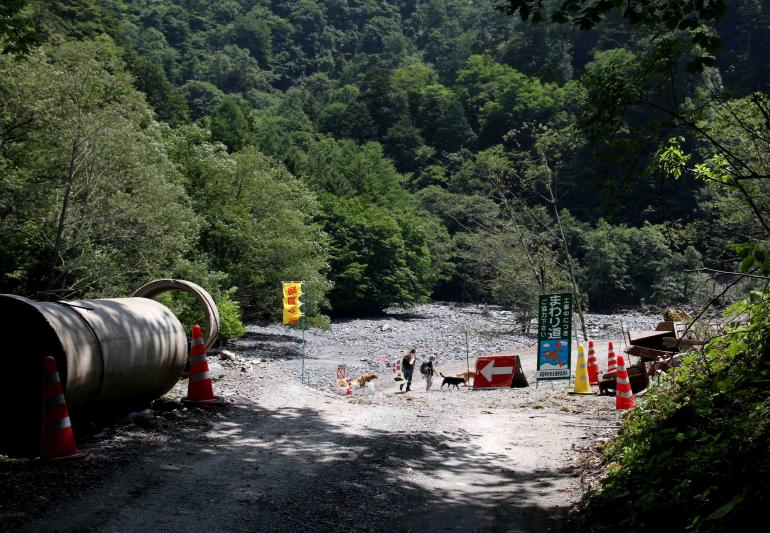 三峰川ですよ 0728(30)