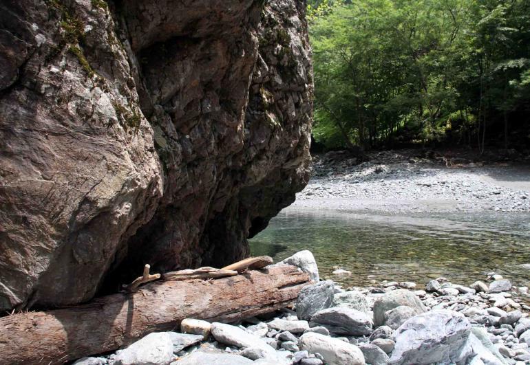 三峰川ですよ 0729 捜索(2)