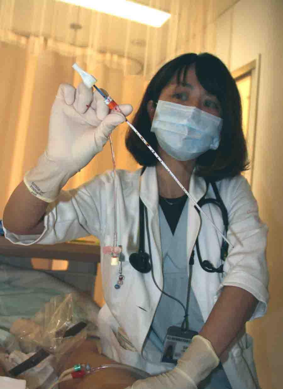 入院生活(3)