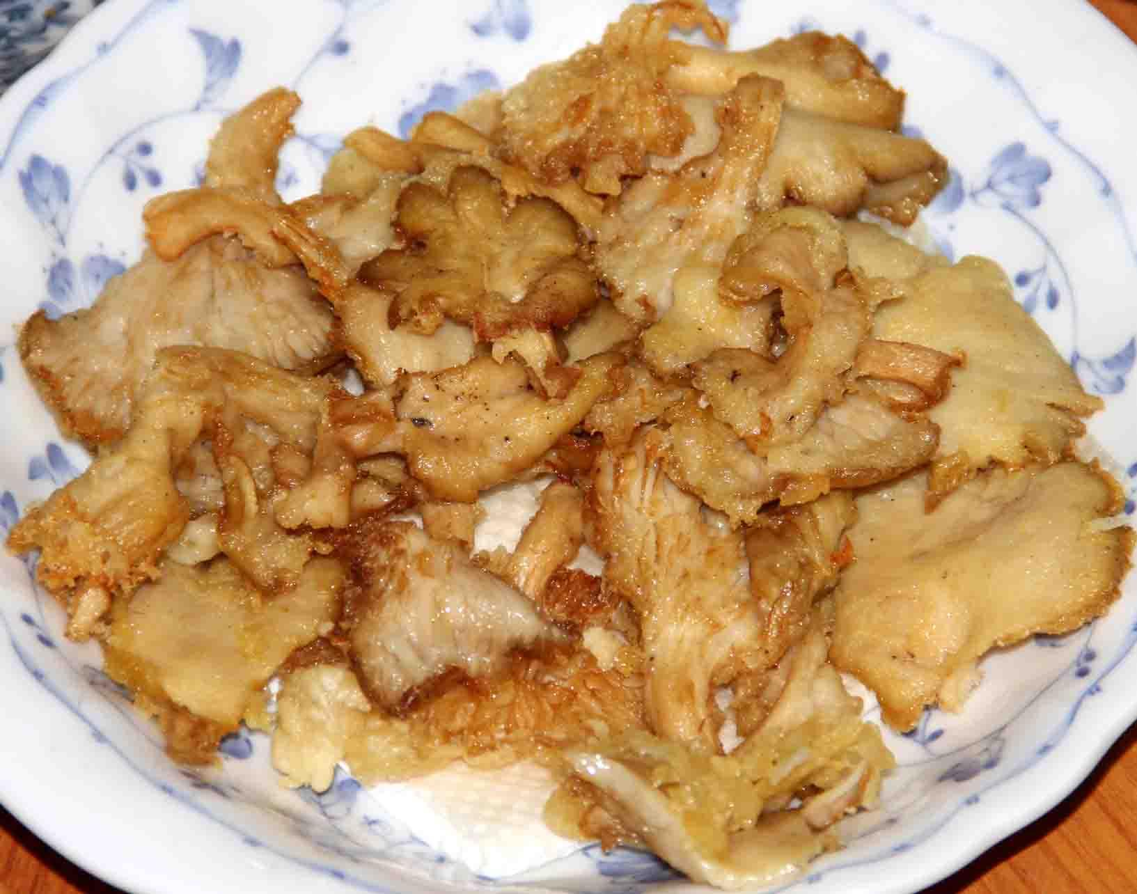 タモギタケ(6)