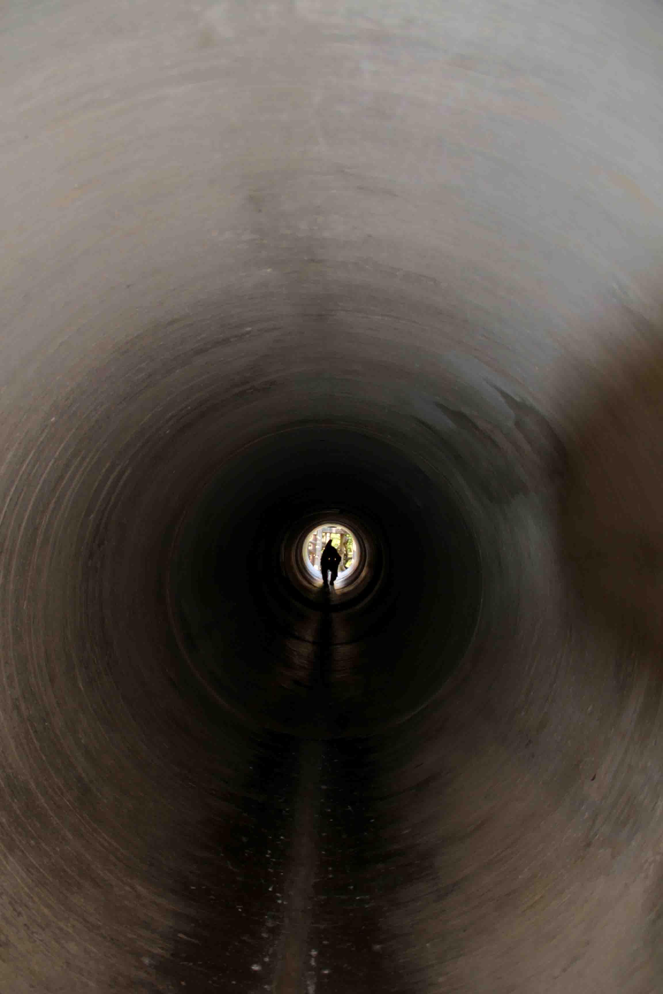 長~いトンネル(4)