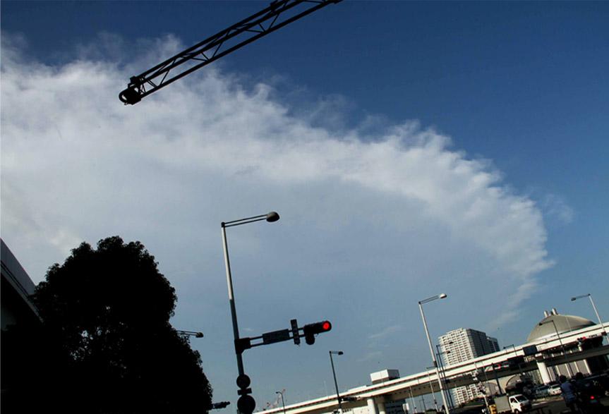 9月1日の関東中部の大雨とカナトコ雲(6)