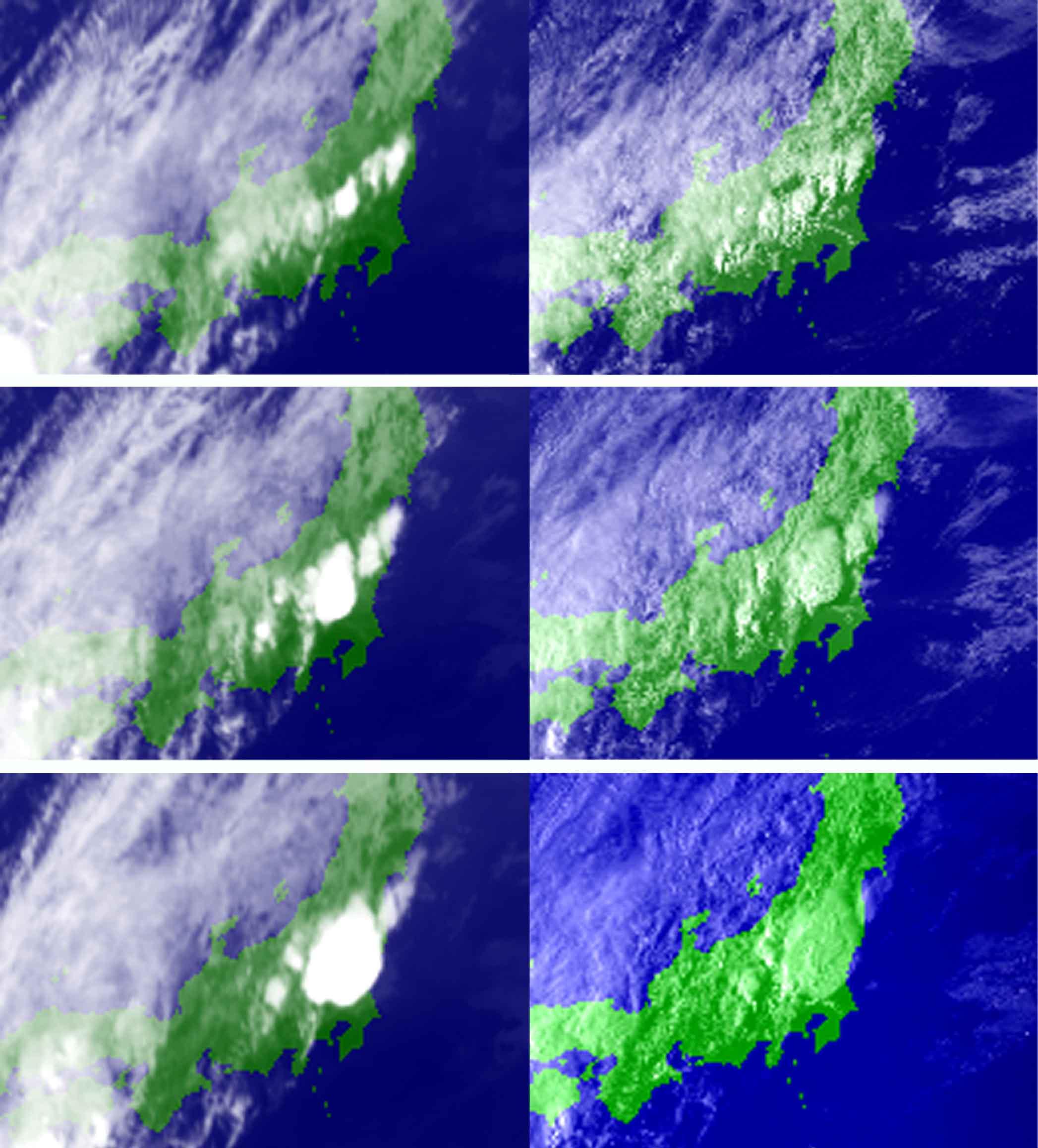 9月1日の関東中部の大雨とカナトコ雲(11)