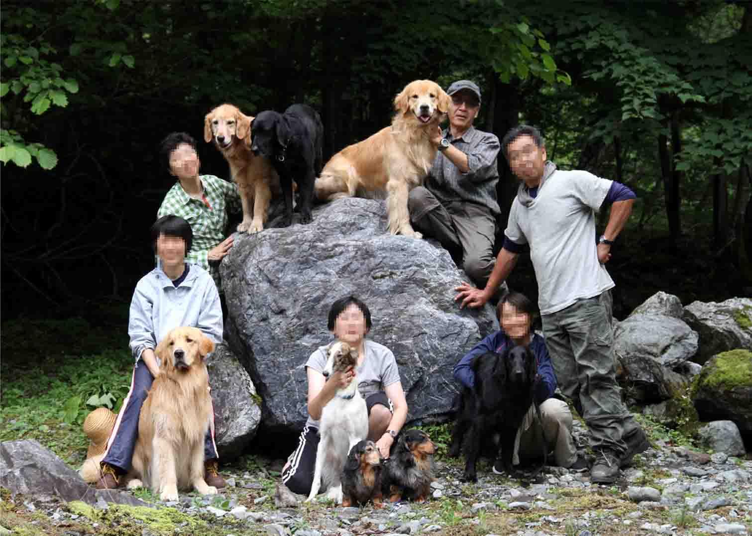 7月15日 三峰川 いつものお立ち台で(20)