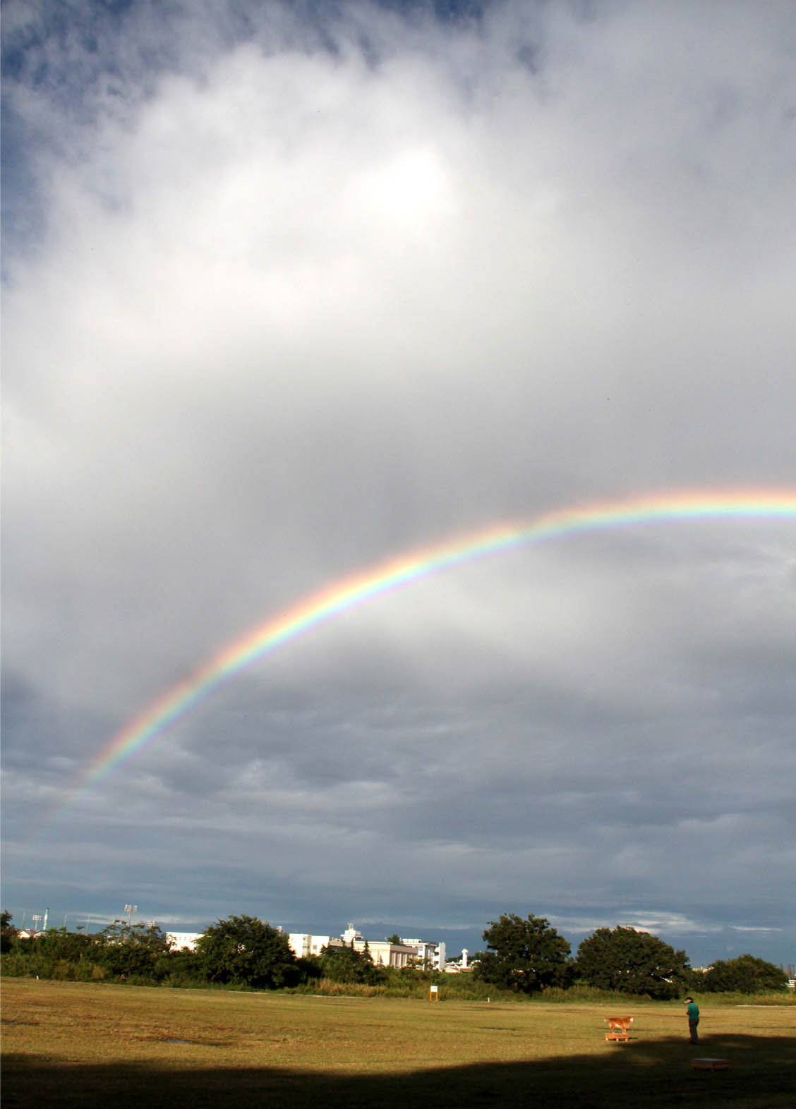 10月2日の虹(3)