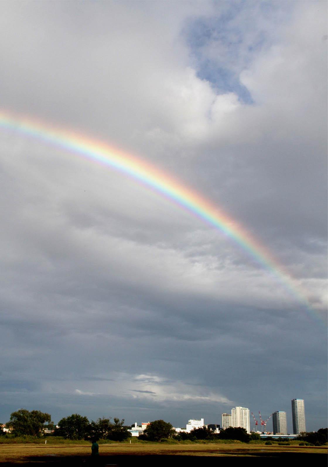 10月2日の虹(4)