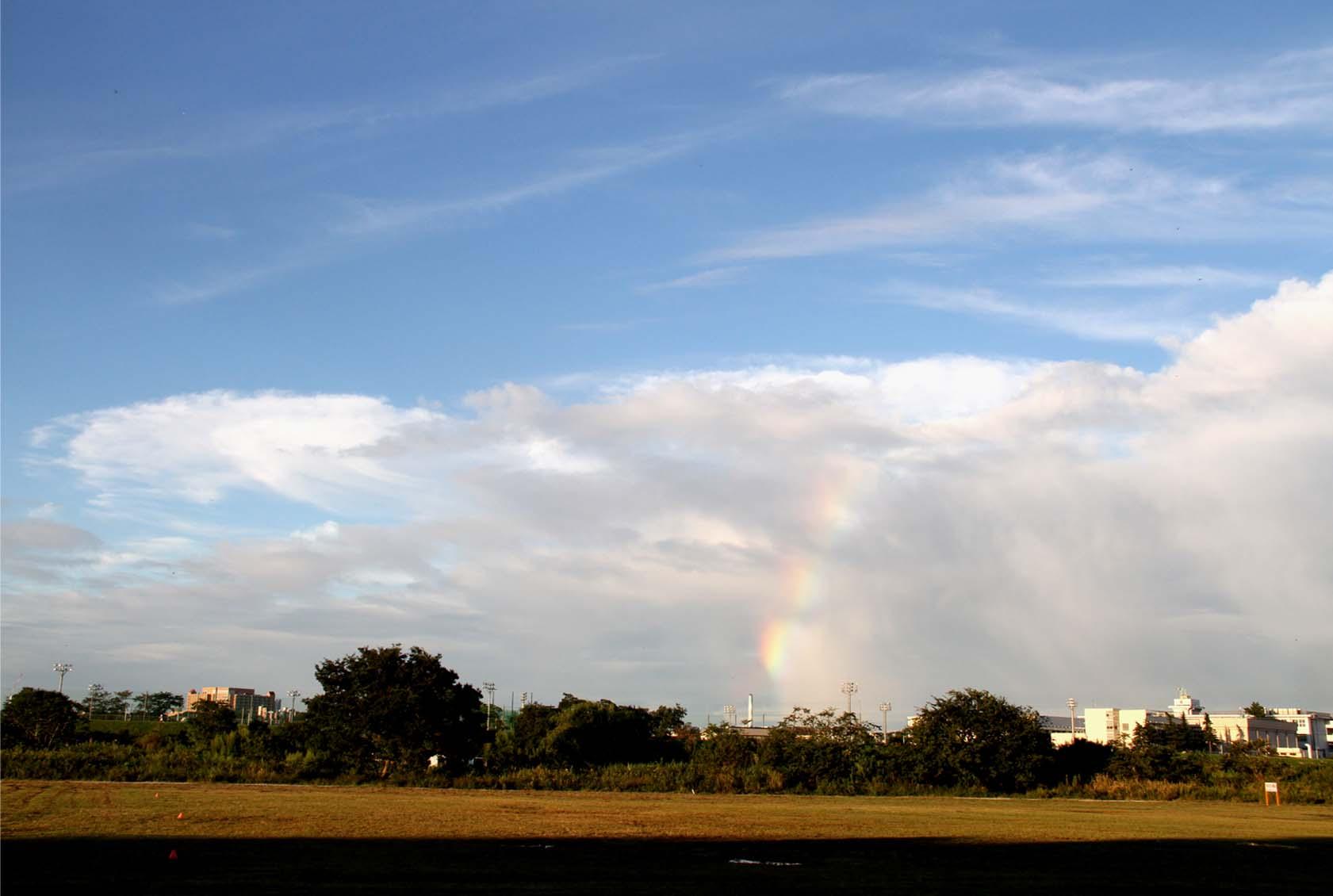 10月2日の虹(10)