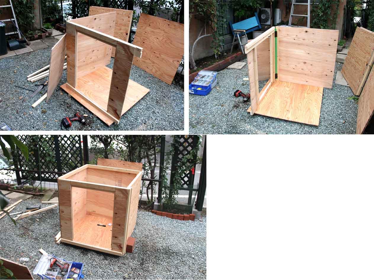 組み立てバークBOX(1)