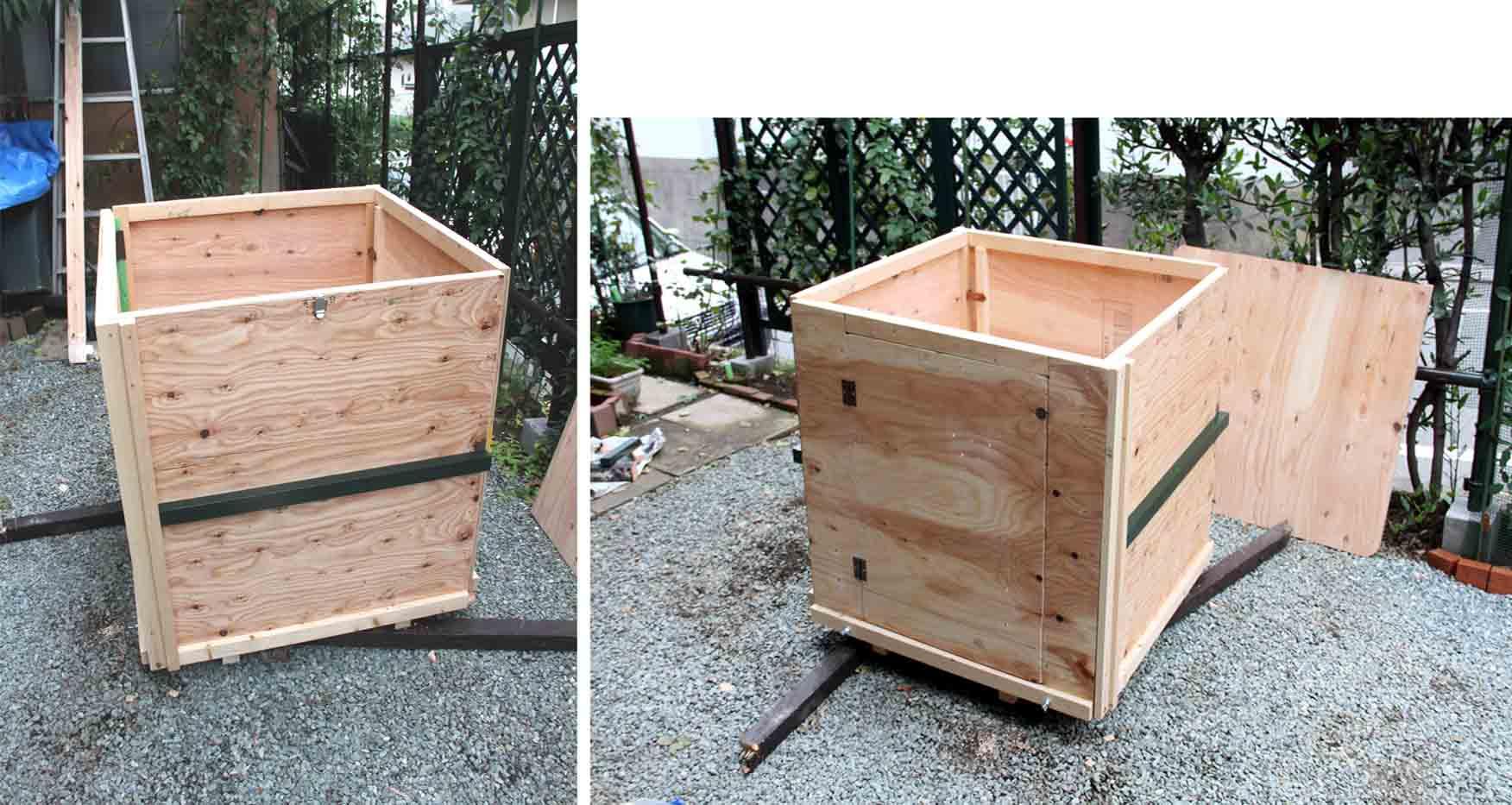 組み立てバークBOX(3)