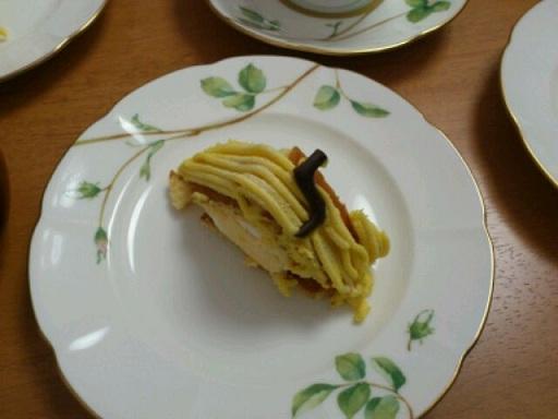 キャラメルプリンケーキ