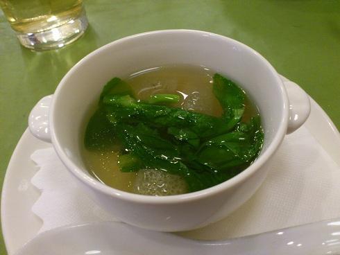 2まつのきスープ