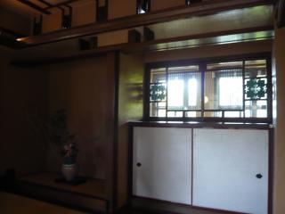 旧山邑邸日本間