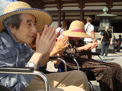 東京都 足立区 介護老人保健施設(入所・短期入所・通所リハビリ) 千寿の郷 レク 作業 機能訓練