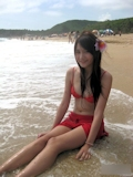 ビキニ美少女 1