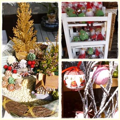 ぶどうの樹・クリスマス