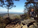 三登谷山山頂