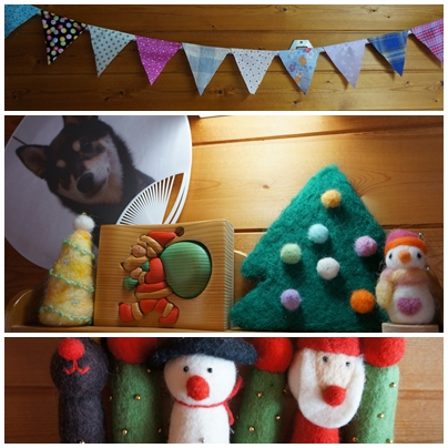 家のクリスマス②