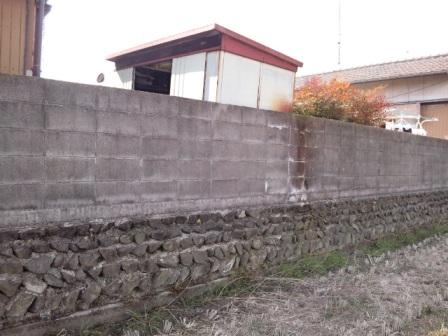 石垣からコンクリート擁壁へ (3)