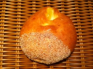 栗あんパン