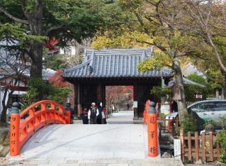 須磨寺-仁王門