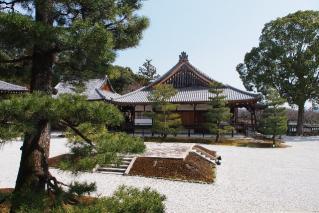 大覚寺-五大堂