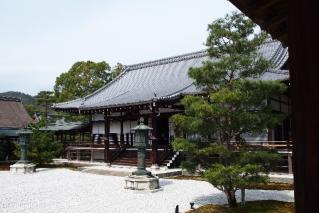 大覚寺-御影堂