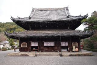 泉涌寺-仏殿